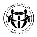 image of the logo for Cowichan Women Against Violence