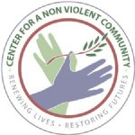 image of the logo for Center for Non Violent Community