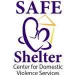 image of the logo for  SAFE Shelter, Center for Domestic Violence Services, Inc.