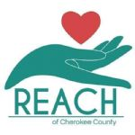 image of the logo for REACH of Cherokee County