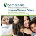 image of the logo for Samaritans Womens Refuge Kempsey