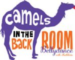 image of logo for Camels in the Back Room Belly Dance