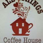 image of logo for All Things Coffee House