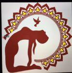 image of logo for Agape Flow Yoga studio