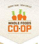 image of logo for Whole Foods Co-op