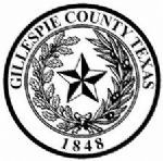 image of logo for Pioneer Memorial Library, Gillespie County