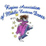 image of logo for Regina Association of Middle Eastern Dance (RAMED)