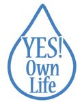 image of logo for Yes! Own Life