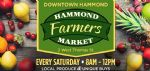 image of logo for Hammond Farmer's Market