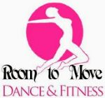 image of logo for Room to Move Dance and Fitness