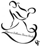 image of logo for Elegance Ballroom Dance