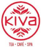 image of logo for Kiva Tea Spa